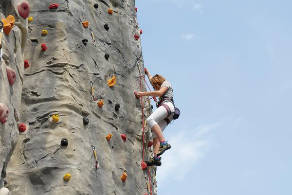 corsi d'arrampicata