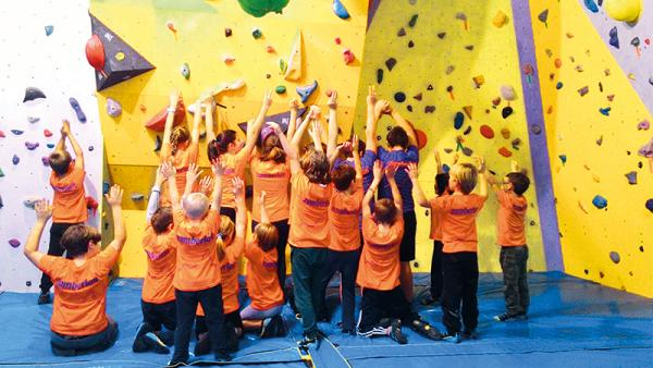 Spring Climbing Party - Under 14